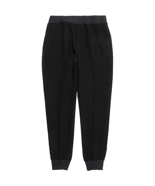RIBBED EASY PANTS