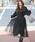 coca(コカ)の「選べる6カラー◆ふんわりチュールスカート(スカート)」|ブラック