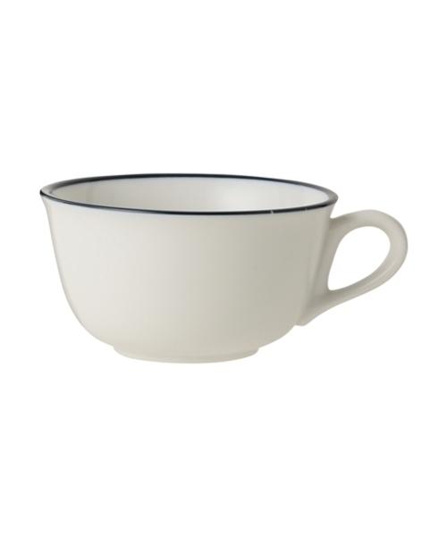 【2個セット】ブルーリム スープカップ