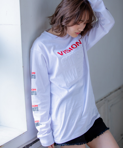 VISIONロンTee