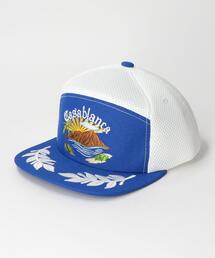 Casablanca(カサブランカ)EMB TRUCKER CAP