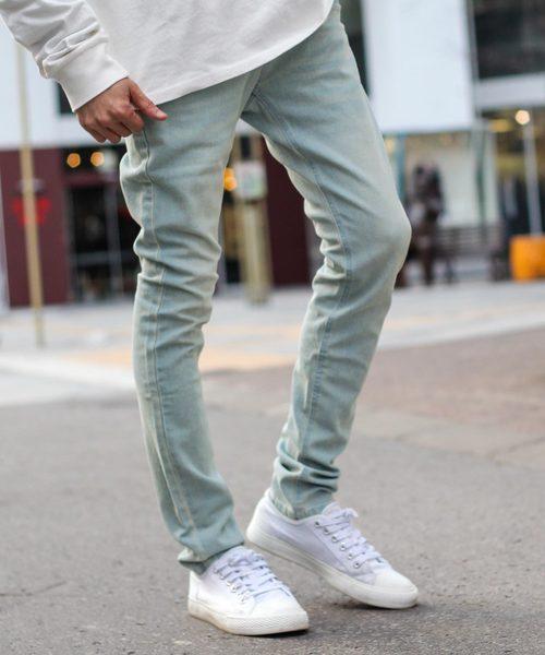 AZ by junhashimoto Denim Skinny Pants
