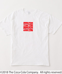 WHO'S WHO gallery | 【CocaCola】ロゴTEE(Tシャツ・カットソー)