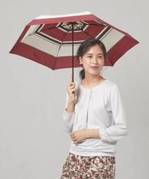 <w.p.c> スカーフボーダー 折りたたみ傘