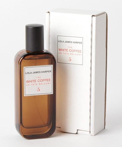 <LOLA JAMES HARPER> 5 WHT COFFEE SPRY/ルームスプレー