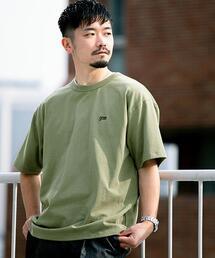 ★ [ GLR/ lab ] OGC ロゴ クルーネック Tシャツ �U