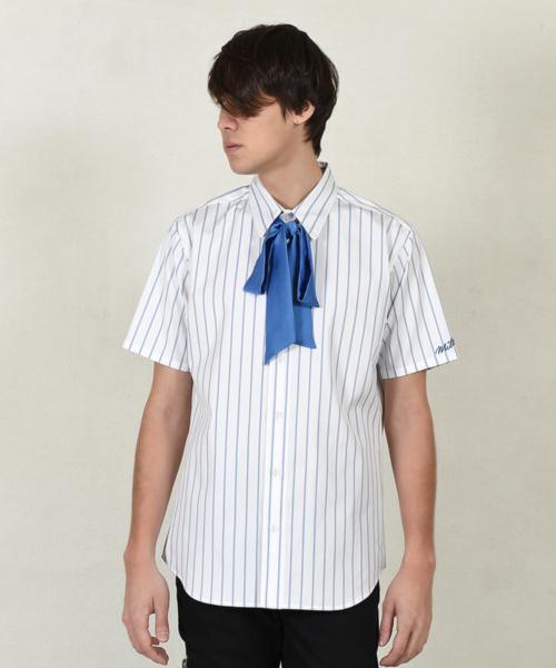 生まれのブランドで BOW TIE シャツ(シャツ/ブラウス) TIE MILKBOY(ミルクボーイ)のファッション通販, 辰口町:fe70dd40 --- kredo24.ru