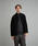 Steven Alan(スティーブンアラン)の「<Steven Alan> 8WALE CORDUROY STAND COLLAR COVERALL/カバーオール(カバーオール)」|ブラック