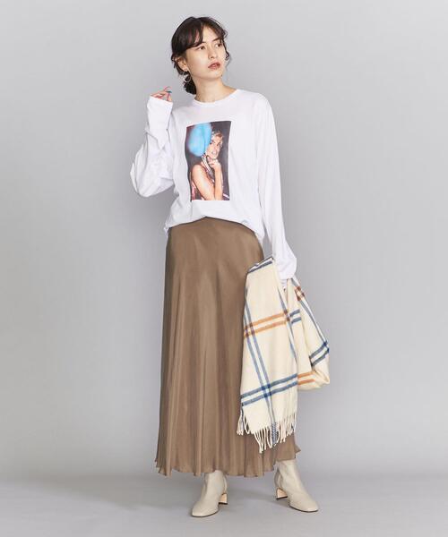 【別注】<ROSE HEARTMAN>フォトプリントロングスリーブTシャツ