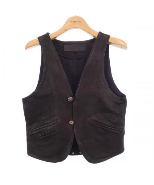 激安通販新作 【ブランド古着】ベスト(ベスト) CHROME HEARTS(クロムハーツ)のファッション通販 - USED, mesanges by GinzaRim:3a2374c1 --- dpu.kalbarprov.go.id