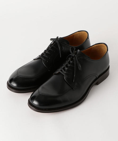 6EYE V-TIP BLUCHER シューズ