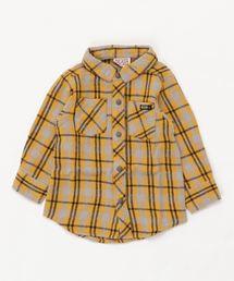 DILASH(ディラッシュ)のバックプリントシャツ(シャツ/ブラウス)