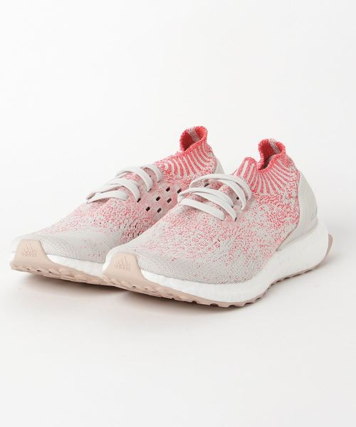 334f5e3ceb3 adidas(アディダス)の「adidas UltraBOOST Uncaged W (RAW WHITE RAW WHITE
