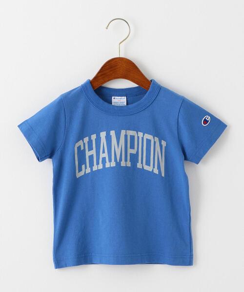 3785e97e990f0 Champion(チャンピオン)の◇〔別注〕CHAMPION(チャンピオン)ロゴTEE(