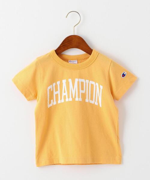 ◆〔別注〕CHAMPION(チャンピオン)ロゴTEE