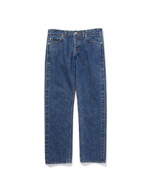FALL2019 SLIM STRAIGHT DENIM