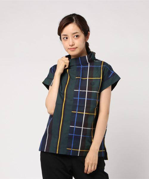 新しいコレクション Panelled Woven Shirt(シャツ Woven/ブラウス)|FRED FRED PERRY(フレッドペリー)のファッション通販, Wonder Land:42f50a11 --- blog.buypower.ng