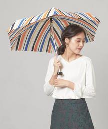 <w.p.c> マルチストライプ 折りたたみ傘