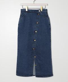 リー Lee / SEASONAL EDITION ボタンスリットスカート