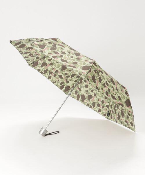 【 TOTES / トーツ 】3セクション 手動 アンブレラ 折りたたみ傘