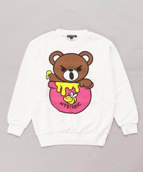 HONEY BEAR スウェット【L】