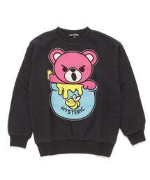 HONEY BEAR スウェット【L】ブラック