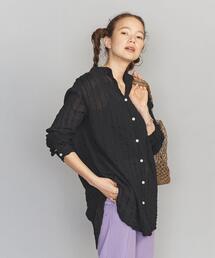 <Elina Lebessi>ロングシャツ