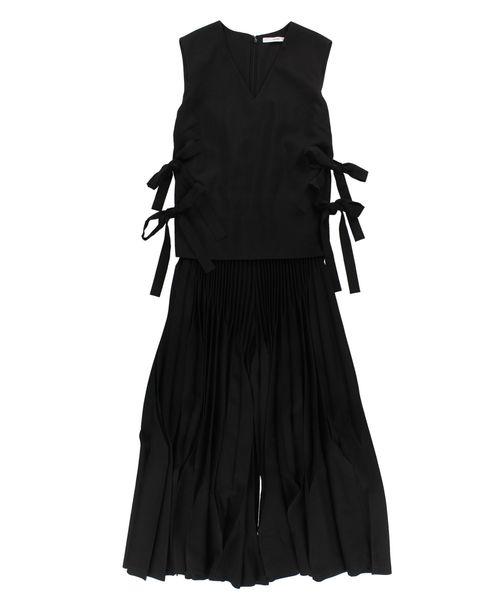 【国内正規品】 オリガミプリーツオールインワン(ワンピース)|UN3D.(アンスリード)のファッション通販, ツナグン:1f0f5b2b --- blog.buypower.ng