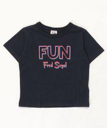 c4e4991f8ad9d FUN Fred Segal(ファンフレッドシーガル)の「3Dグラフィック半袖Tシャツ(