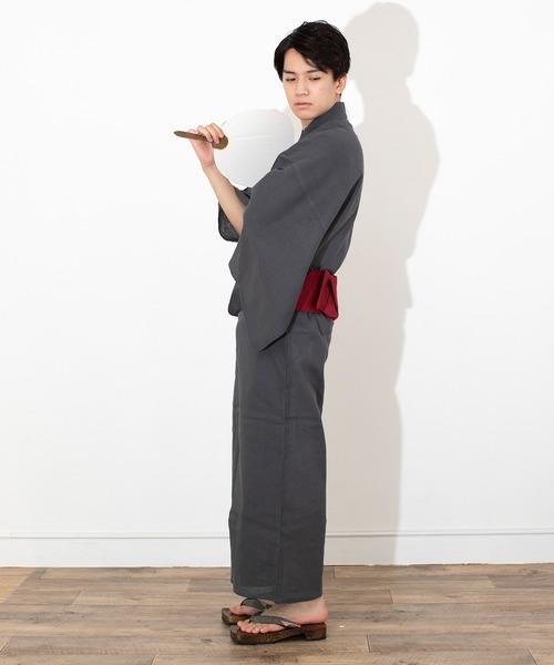 KYOETSU(キョウエツ)の「しじら浴衣4点セット(浴衣)」 詳細画像