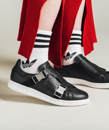 c852a030b01e62 adidas Originals(アディダス オリジナルス)の「スタンスミス [STAN SMITH BCKL W