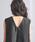 FLICKA(フリッカ)の「一部別注<FLICKA(フリッカ)>バイカラー Aラインワンピース(ドレス)」 詳細画像