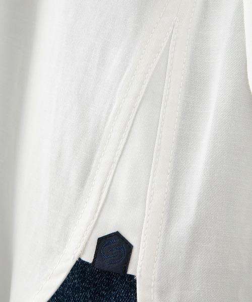 SILAS(サイラス)の「STAND COLLAR TUNIC BLOUSE(シャツ/ブラウス)」|詳細画像
