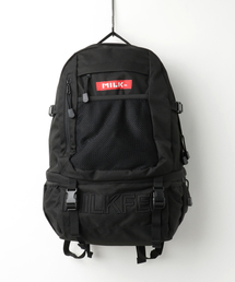 MILKFED.(ミルクフェド)のEMBROIDERY BIG BACKPACK BAR(バックパック/リュック)