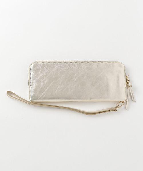 【ENTREZ】Oversize purse