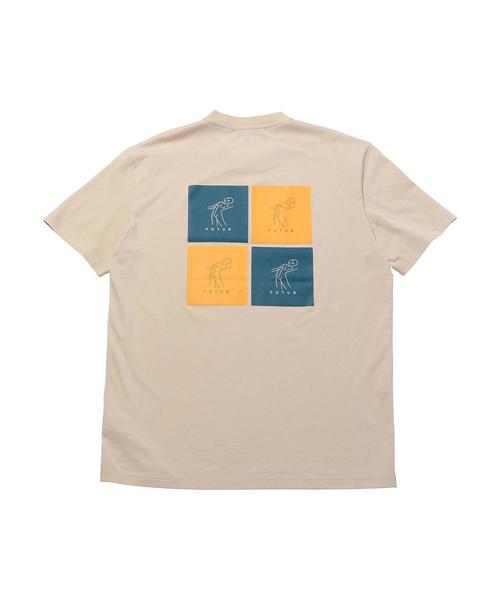 <FUTUR> CUBE TEE/Tシャツ