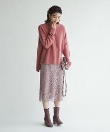 ◆FC ケミカルレースIラインスカート