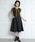 clear(クリア)の「≪2019AW新作≫サイドベルトジャンパースカート(ワンピース)」|ブラック