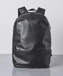 <UNITED ARROWS>Synthetic Leather Backpack†