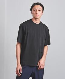<UNITED ARROWS> ハイカウント コットン Tシャツ