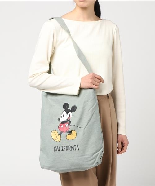 ミッキーマウス/ヴィンテージバッグ