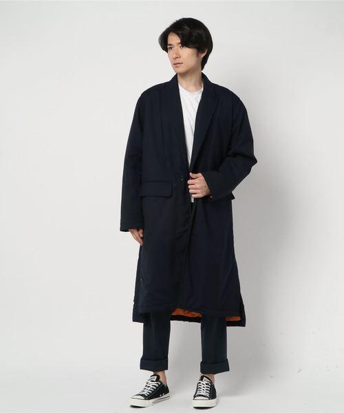 【お得】 【THEE STUDIOUS SELECT】padded gown coat(ステンカラーコート) THEE(シー)のファッション通販, バリュー家具【ゆとり生活研究所】:1e91598b --- genealogie-pflueger.de