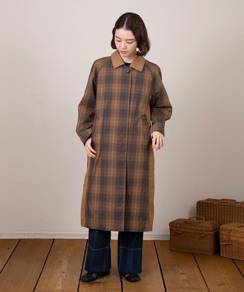 【ラッピング無料】 オイルコットンコート(その他アウター)|nesessaire(ネセセア)のファッション通販, BEL PARTS:8992cccd --- hausundgartentipps.de