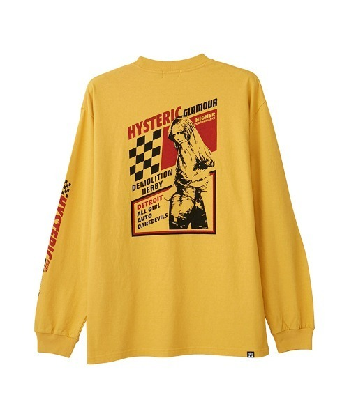 HYS DEMOLITION DERBY Tシャツ