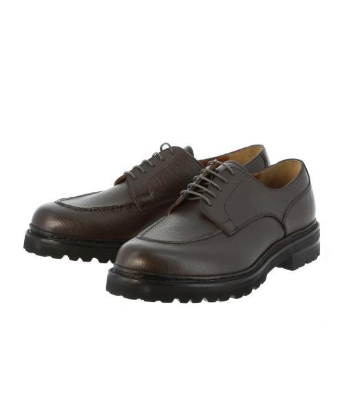 ·アラウンドザシューズ/around the shoes ノルウィージャン エプロンフロント ドレスシューズ