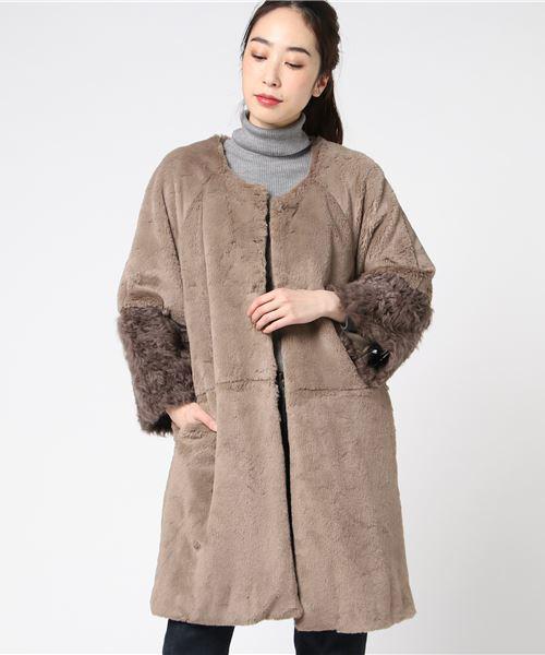 カルガンラム使いファーコート