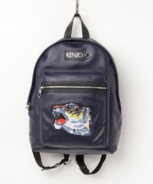 芸能人愛用 【セール】BTS Tiger Profile Profile Backpack(バックパック/リュック)|KENZO(ケンゾー)のファッション通販, monoHAUS by keyplace/モノハウス:7d0bb364 --- kredo24.ru