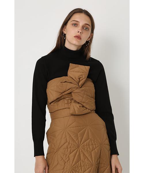 激安特価  キルティングタイビスチェ(その他トップス) RIM.ARK(リムアーク)のファッション通販, Rochelle:fc64908e --- kraltakip.com
