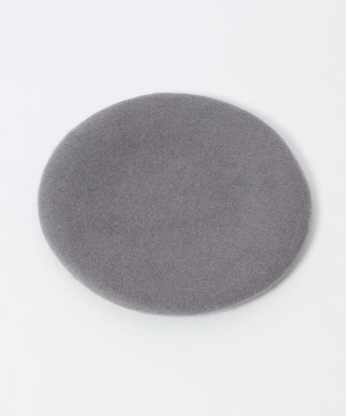 シンプルベレー帽