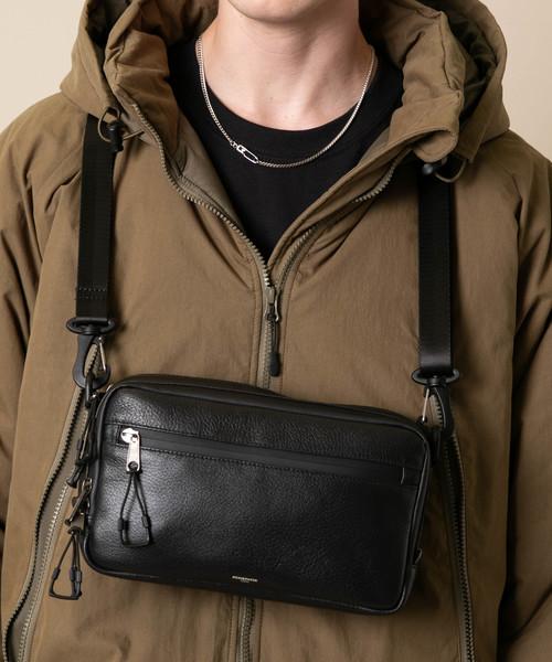 【人気沸騰】 ADAM PATEK Water PATEK Water proof leather shoulder shoulder bag(ショルダーバッグ) アイバー,ADAM|ADAM PATEK(アダムパテック)のファッション通販, 七会村:85461b52 --- kindergarten-meggen.de
